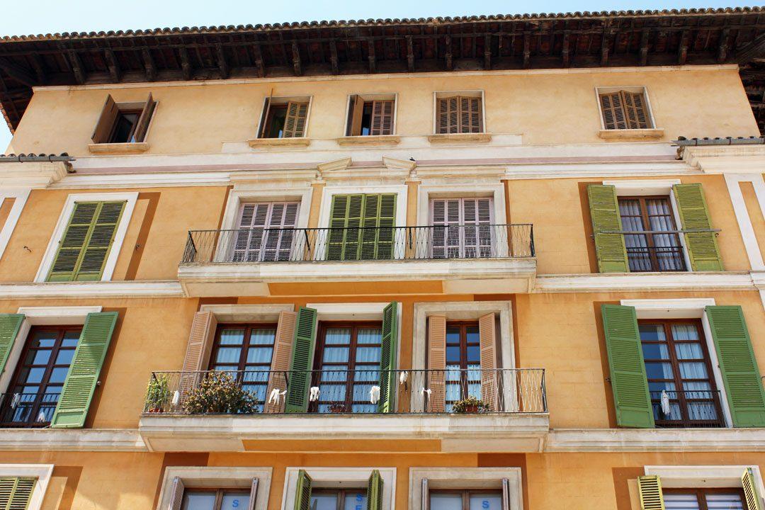 Place principale à Palma de Majorque