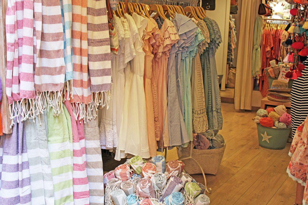 Boutique artisanat Palma de Majorque