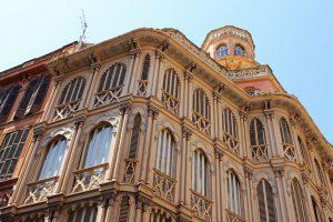 Architecture majorquine à Palma