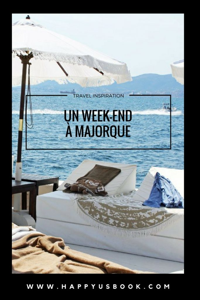 Un week-end à Majorque | www.happyusbook.com