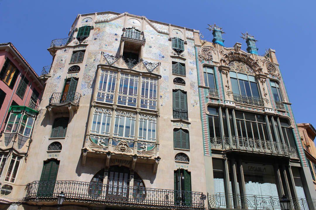 Rues de Palma de Majorque