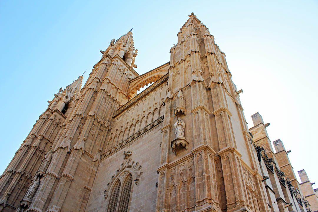 Cathédrale Palma de Majorque