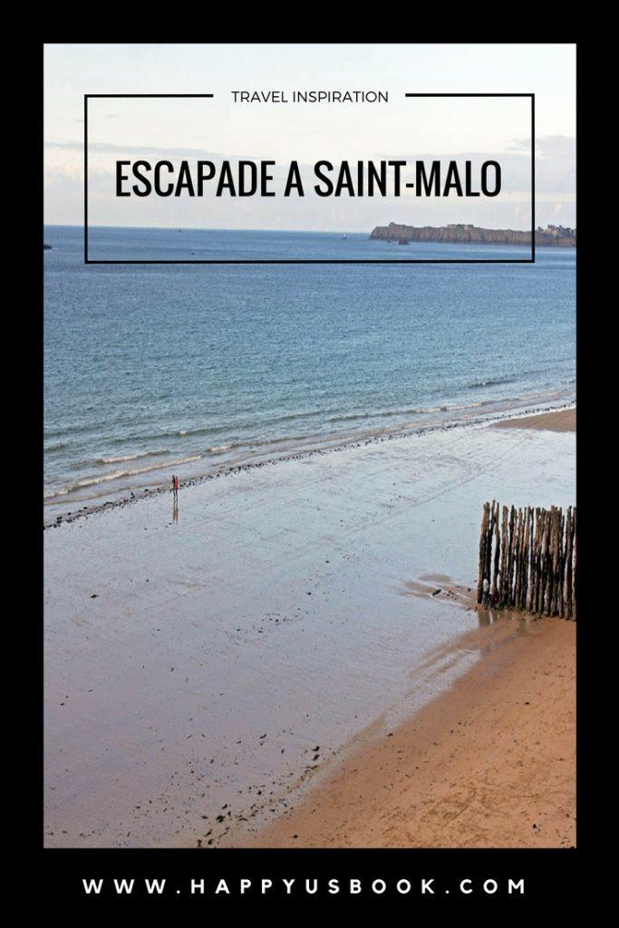 Escapade à Saint-Malo | www.happyusbook.com