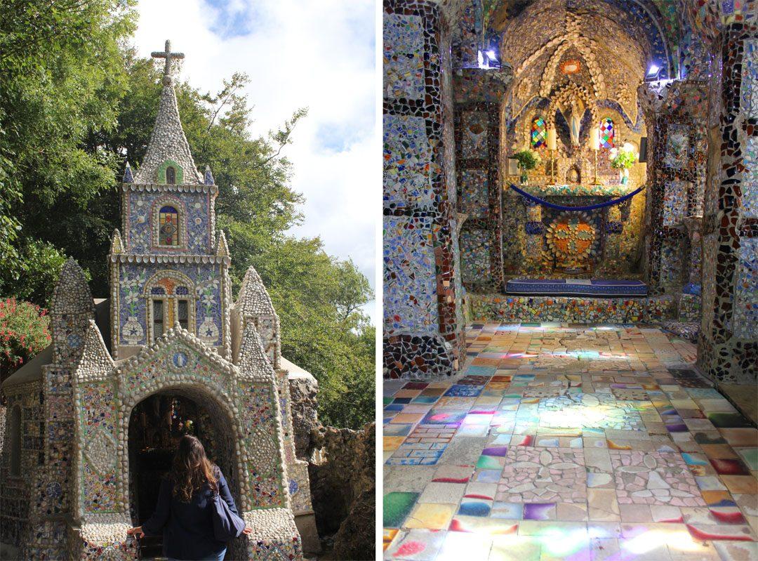 La Little Chapel de Guernesey