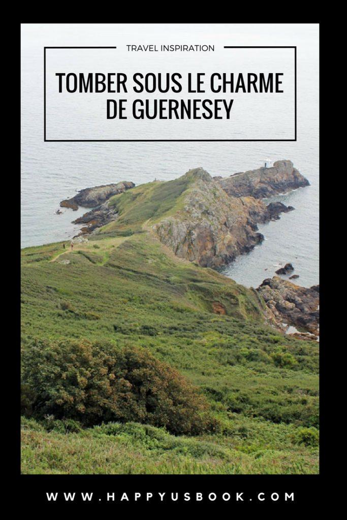Sous le charme de Guernesey - Ile anglo-normande | www.happyusbook.com