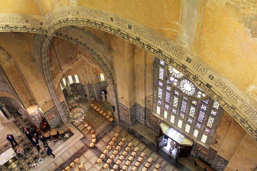 Eglise néo-byzantine de Domfront