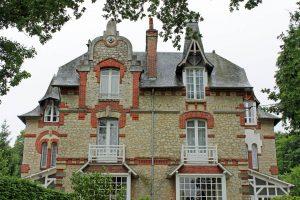 Quartier Belle Epoque à Bagnoles-de-l'Orne