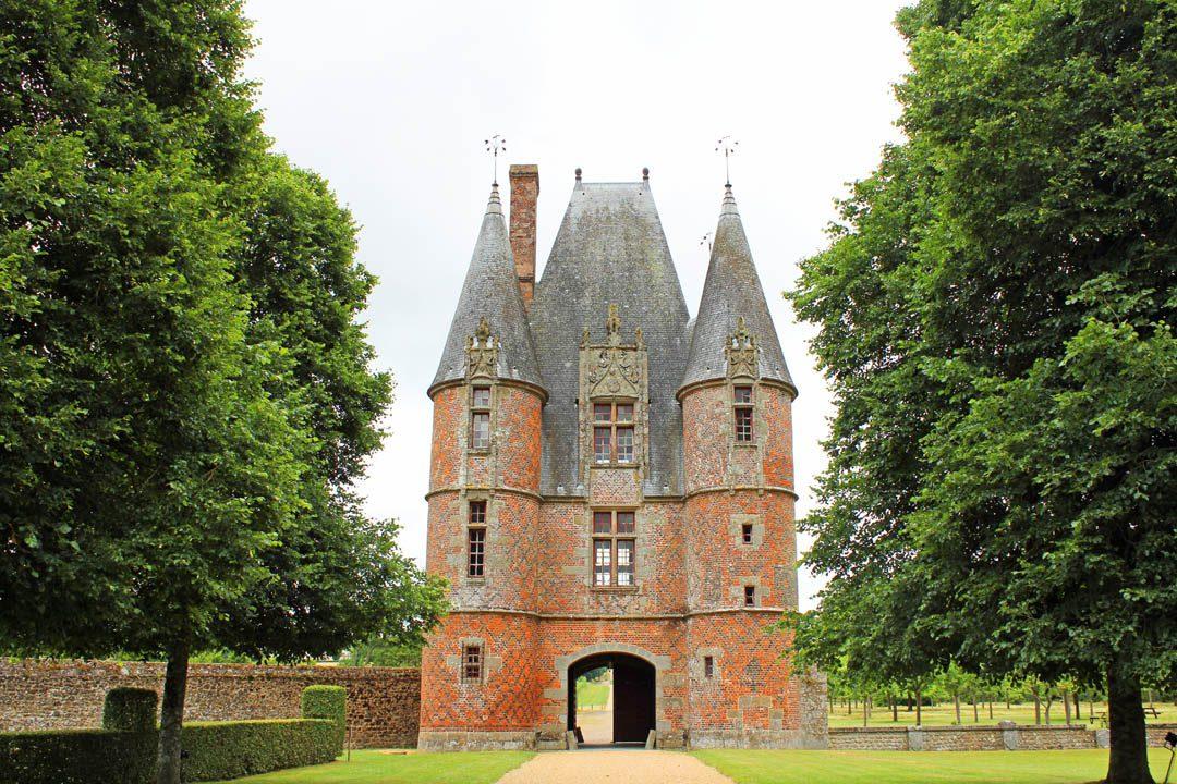 Castelet de Carrouges