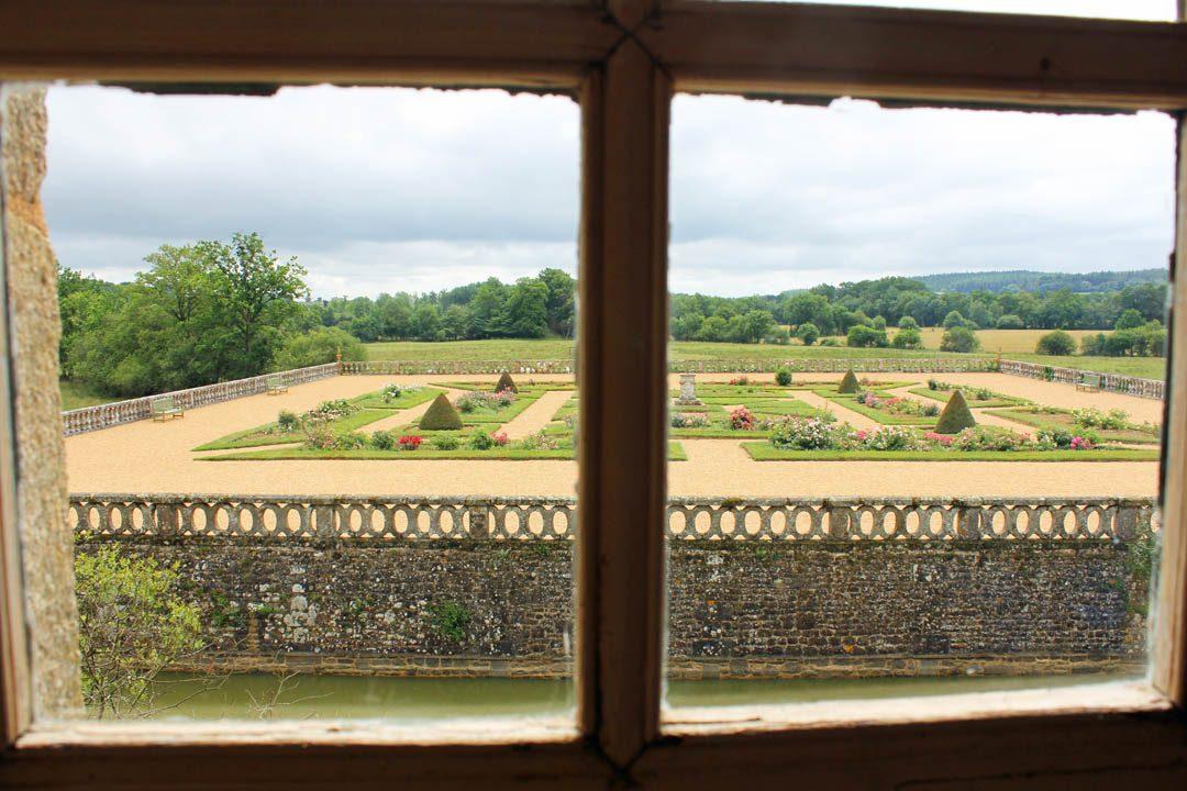 Jardins du Château de Carrouges