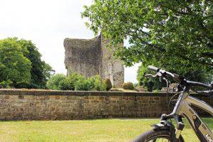 La véloscénie, voies vertes et vélo à Domfront en Normandie