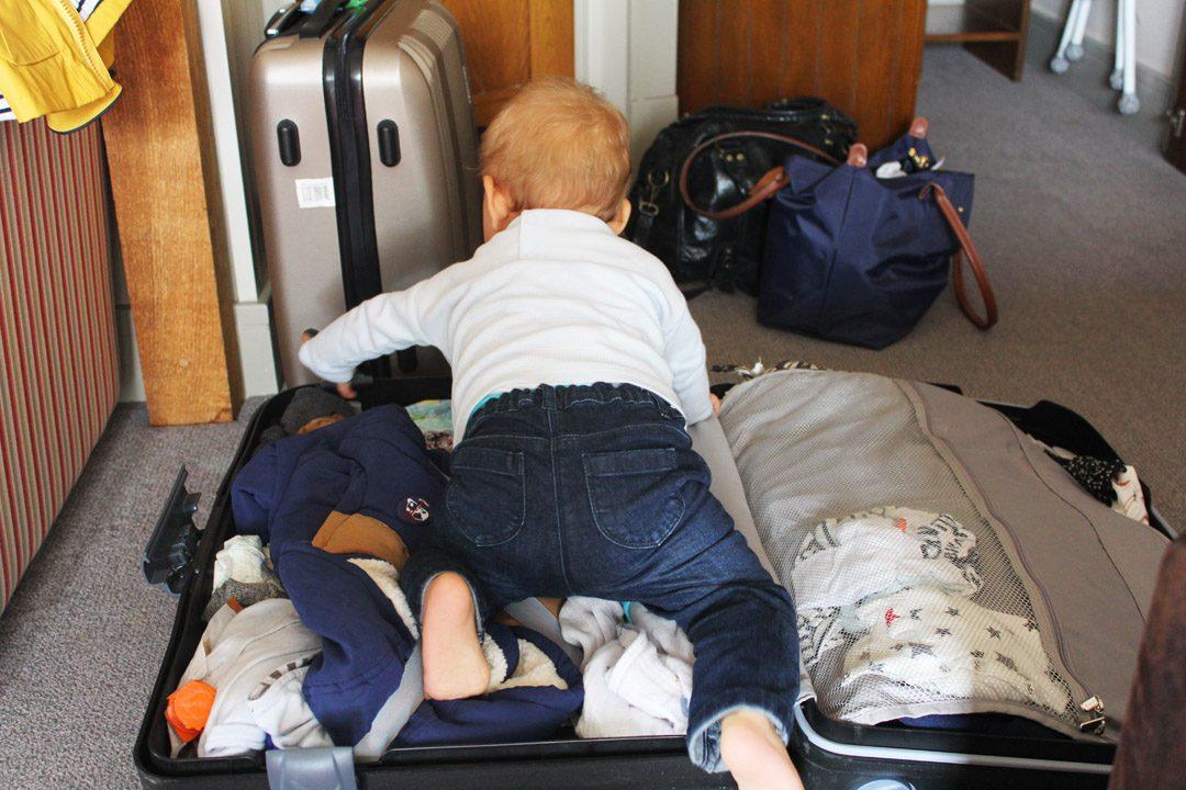 Voyager avec bébé | www.happyusbook.com