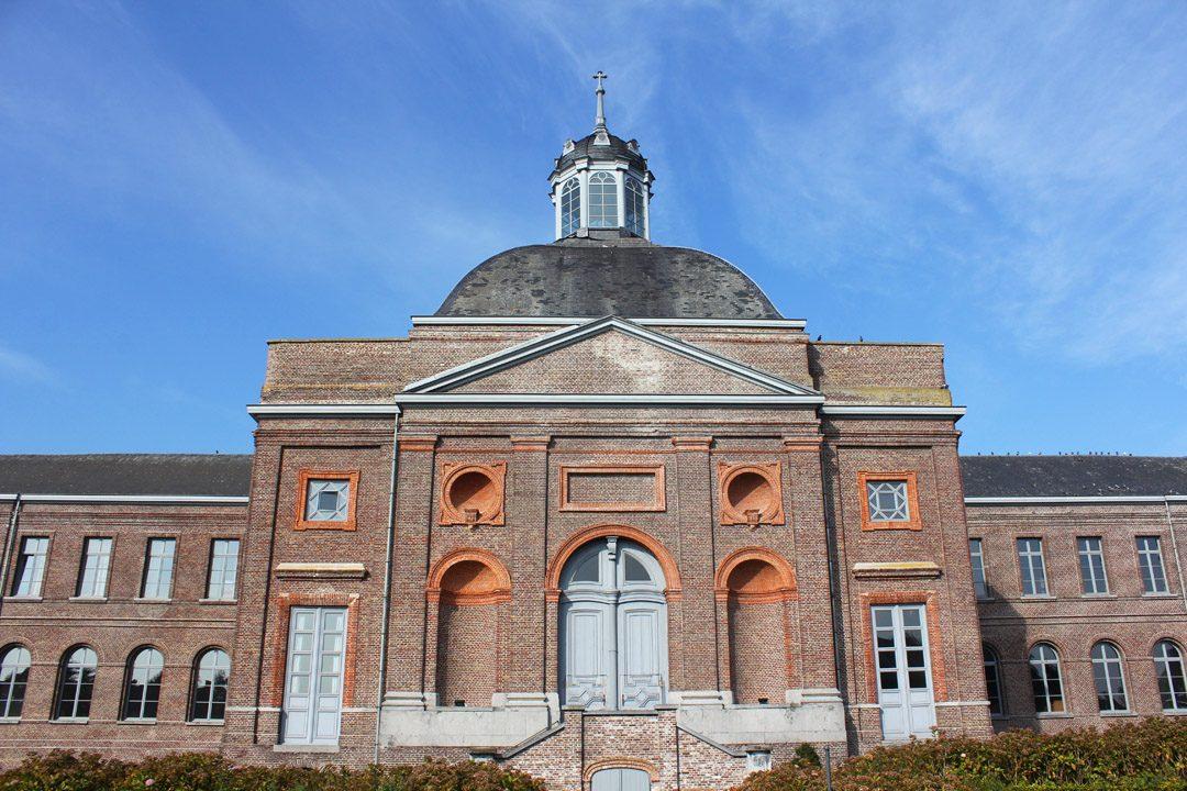 Hôtel ancien couvent Het Godshuis en Belgique