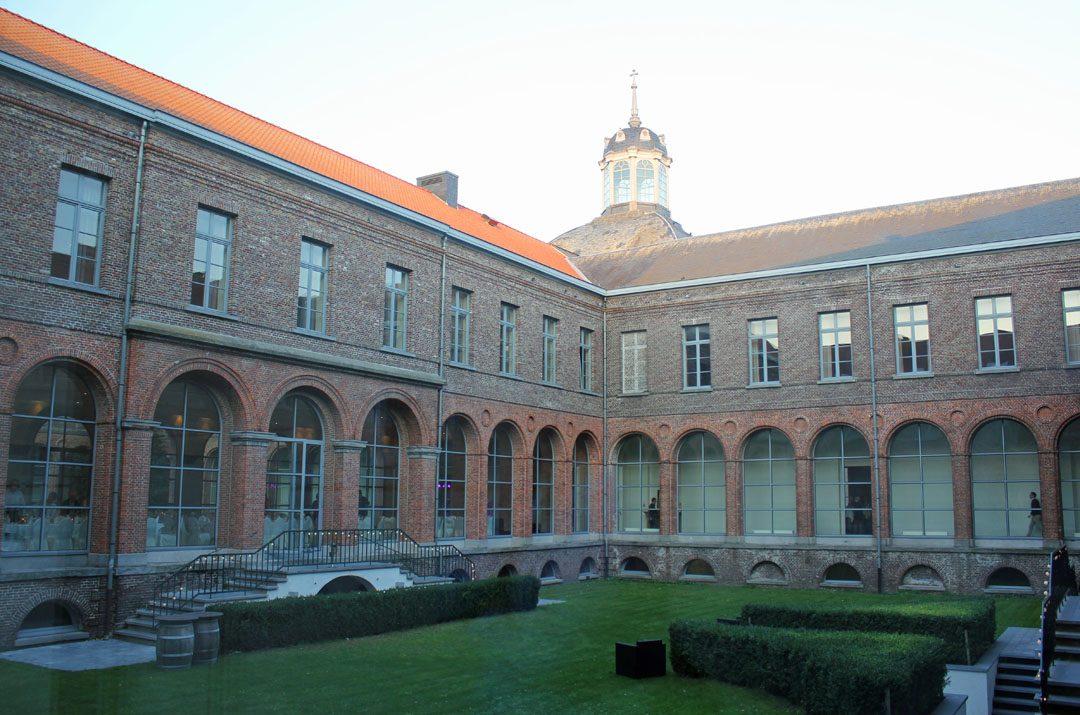 Hôtel Het Godshuis en Belgique