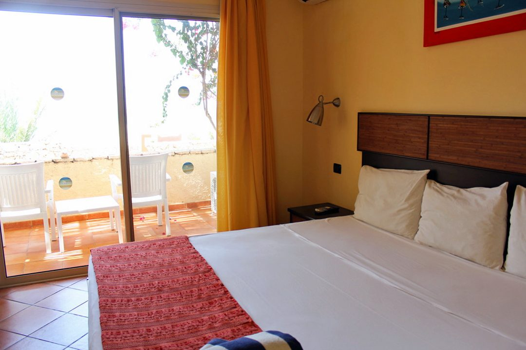 Chambre au Club Jet Tours Royal Boa Vista au Cap Vert