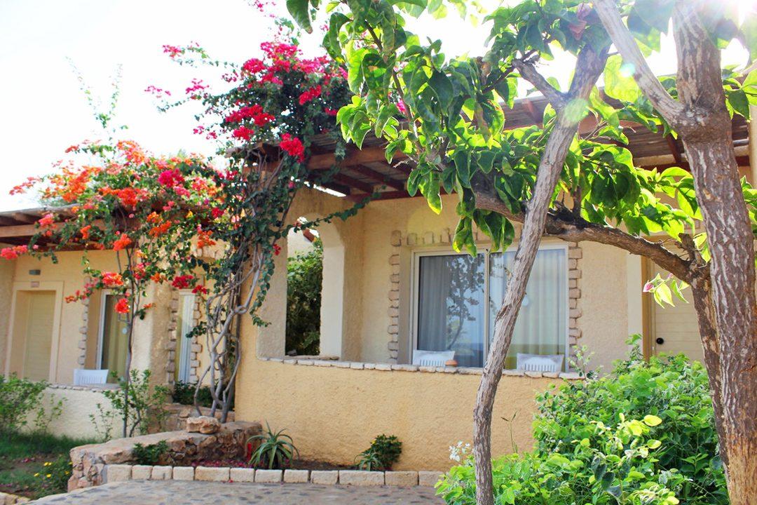 Chambre avec balcon au Club Jet Tours Royal Boa Vista au Cap Vert
