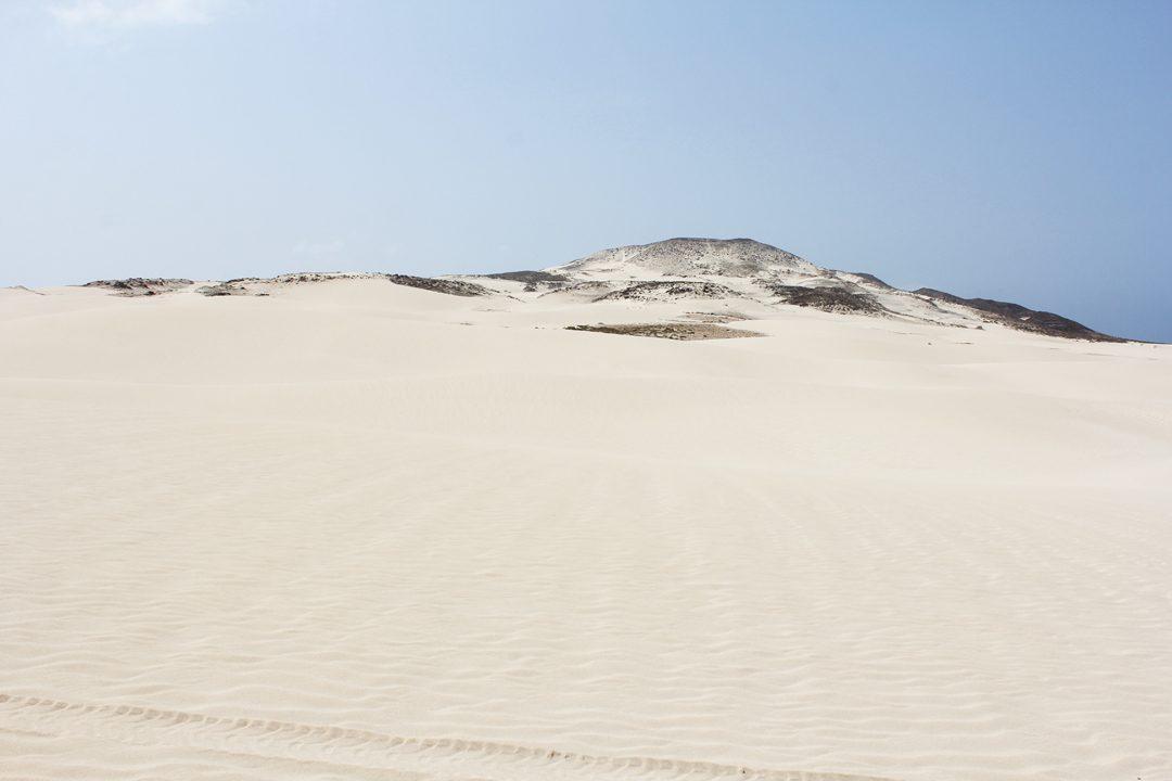 Faire du quad au Cap Vert
