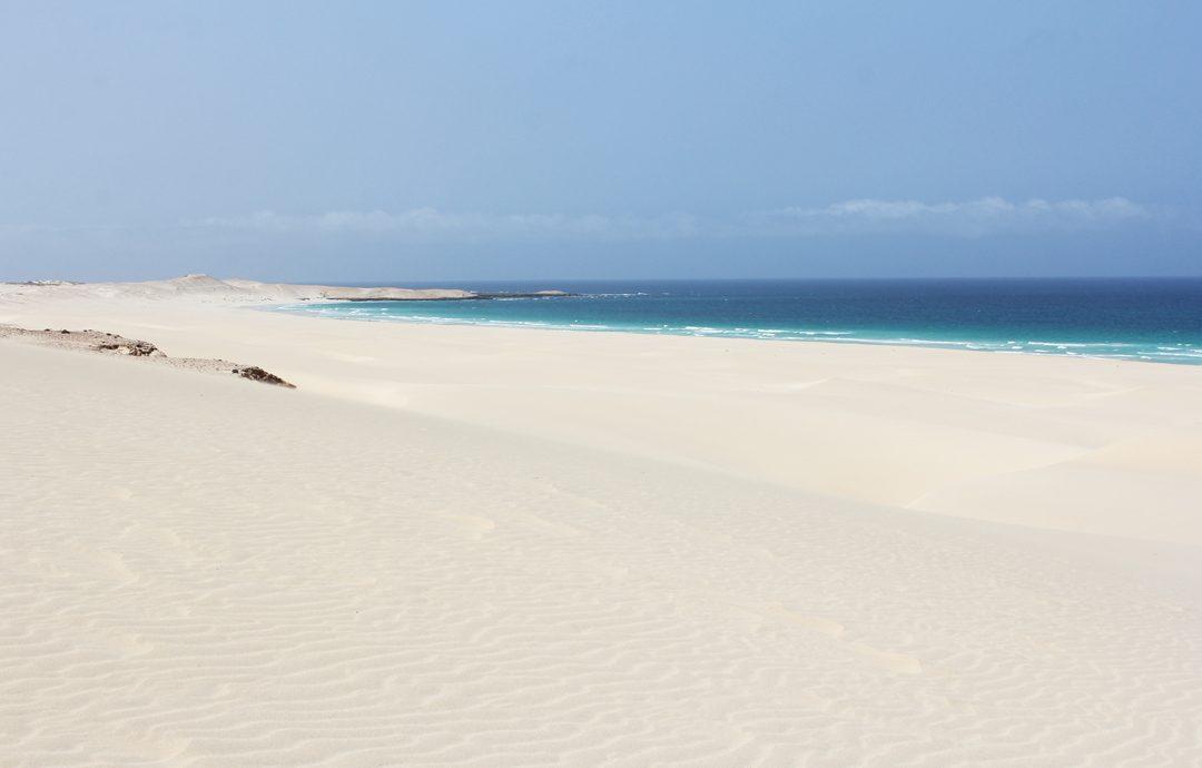 Balade en quad dans les Dunes de Chaves au Cap Vert