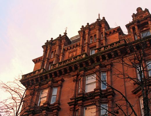 Glasgow en automne