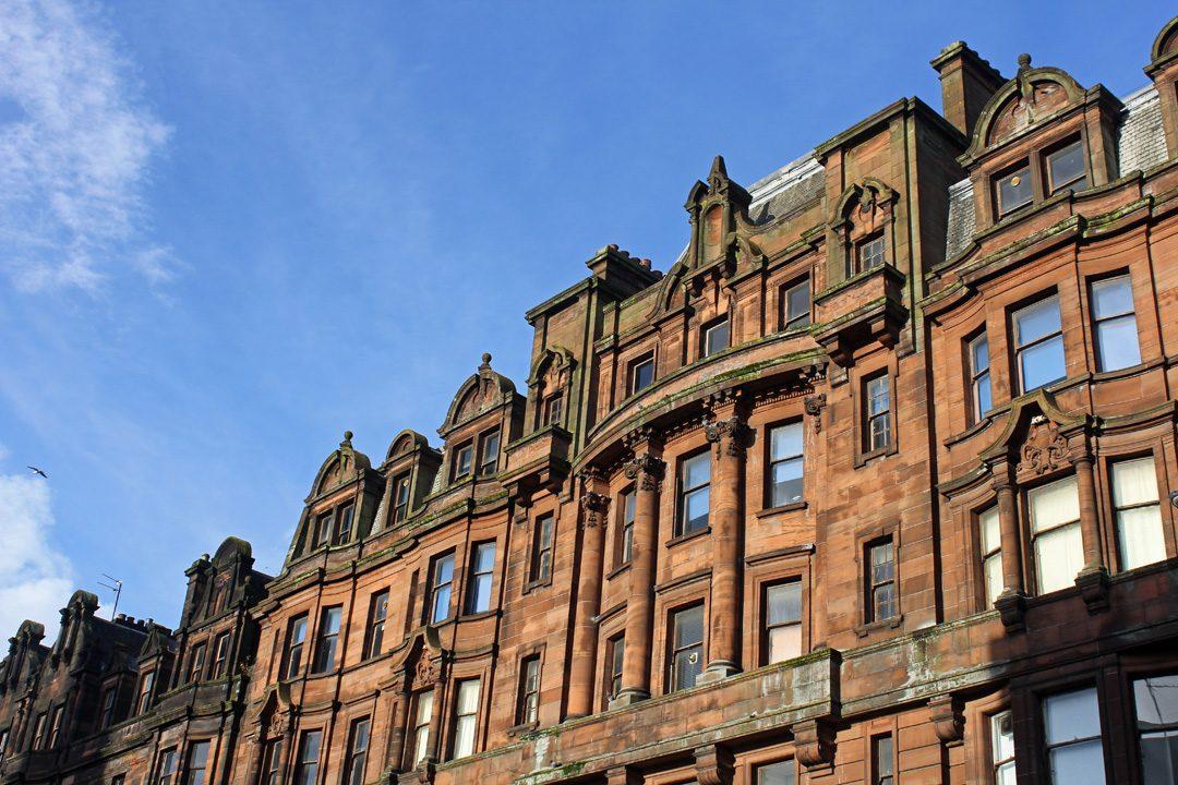 Balade dans Glasgow en Ecosse