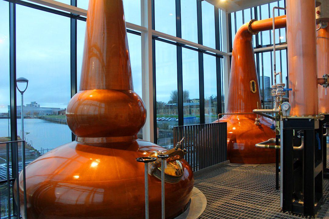 Visiter une distillerie de whisky à Glasgow en Ecosse