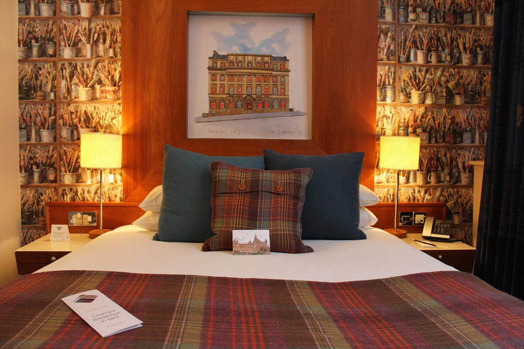 ABobe Hotel à Glasgow en Ecosse