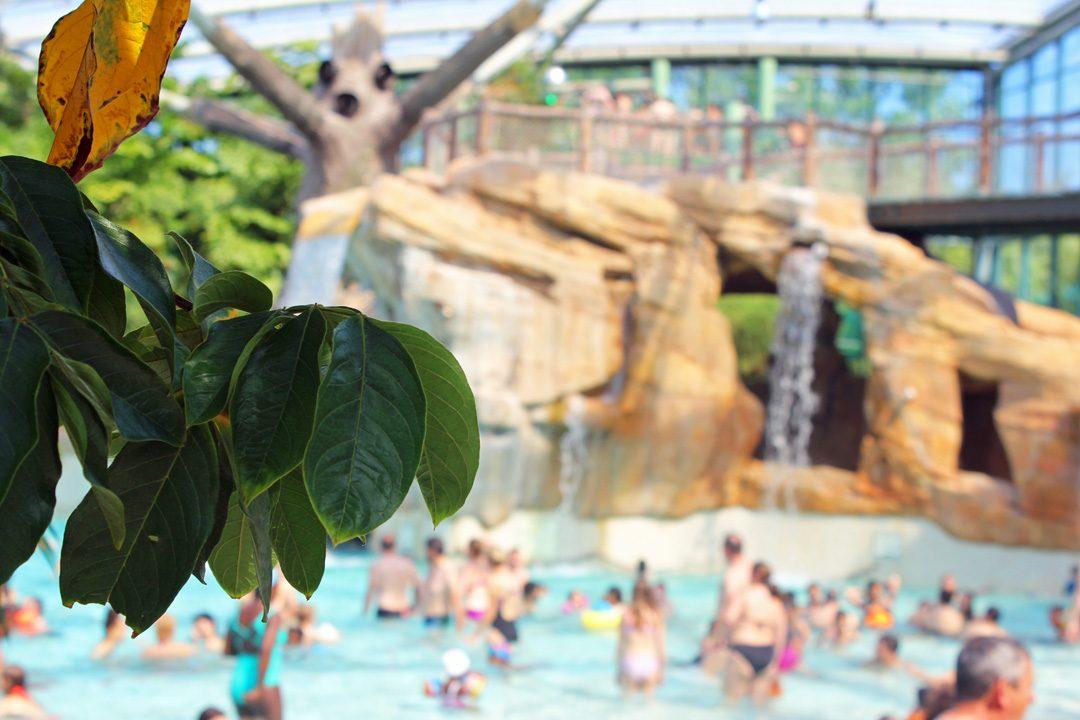 Aqua Mundo au Center Parcs