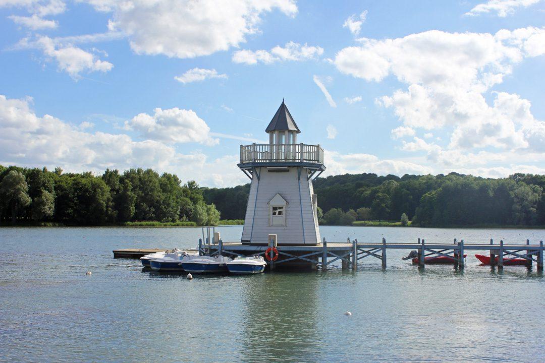 Phare du Lac d'Ailette