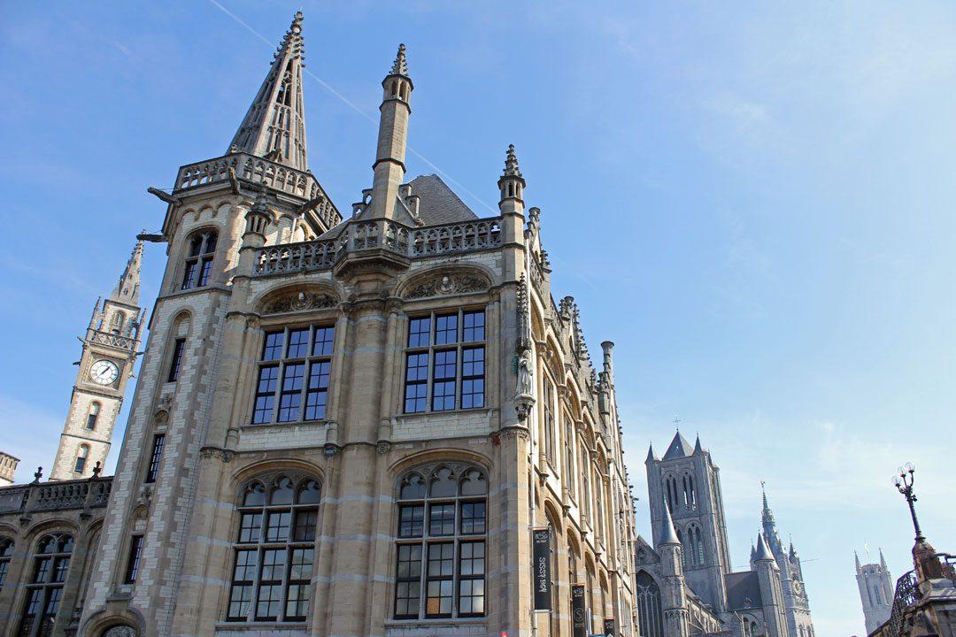 Centre-ville historique de Gand