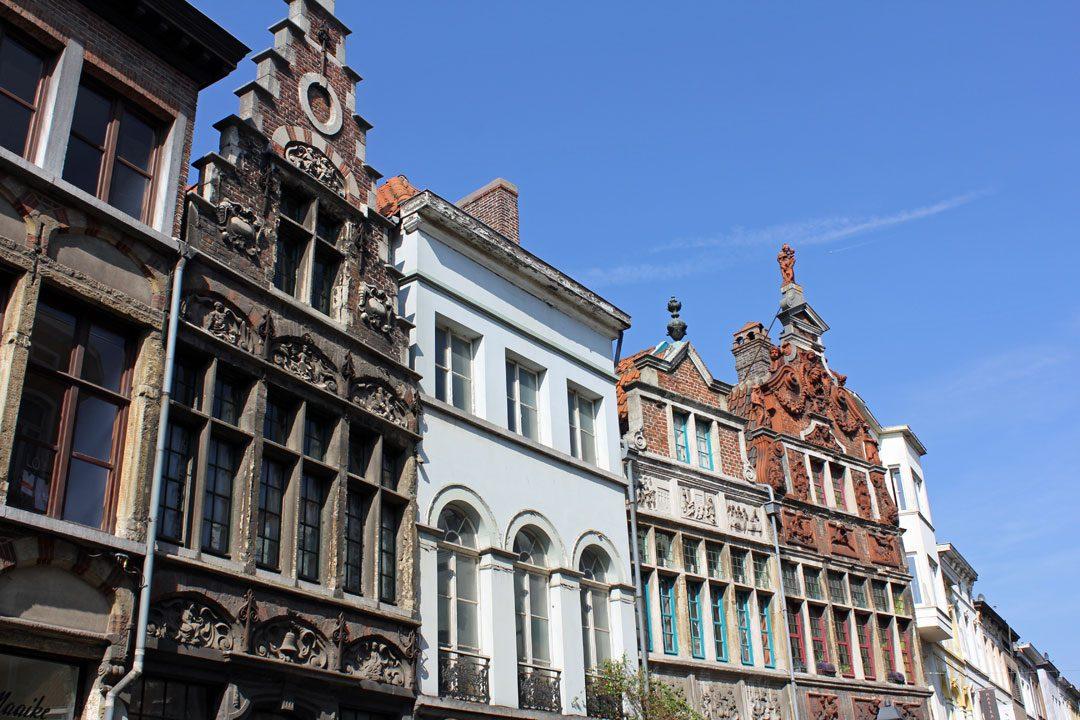 Week-end romantique à Gand en Belgique