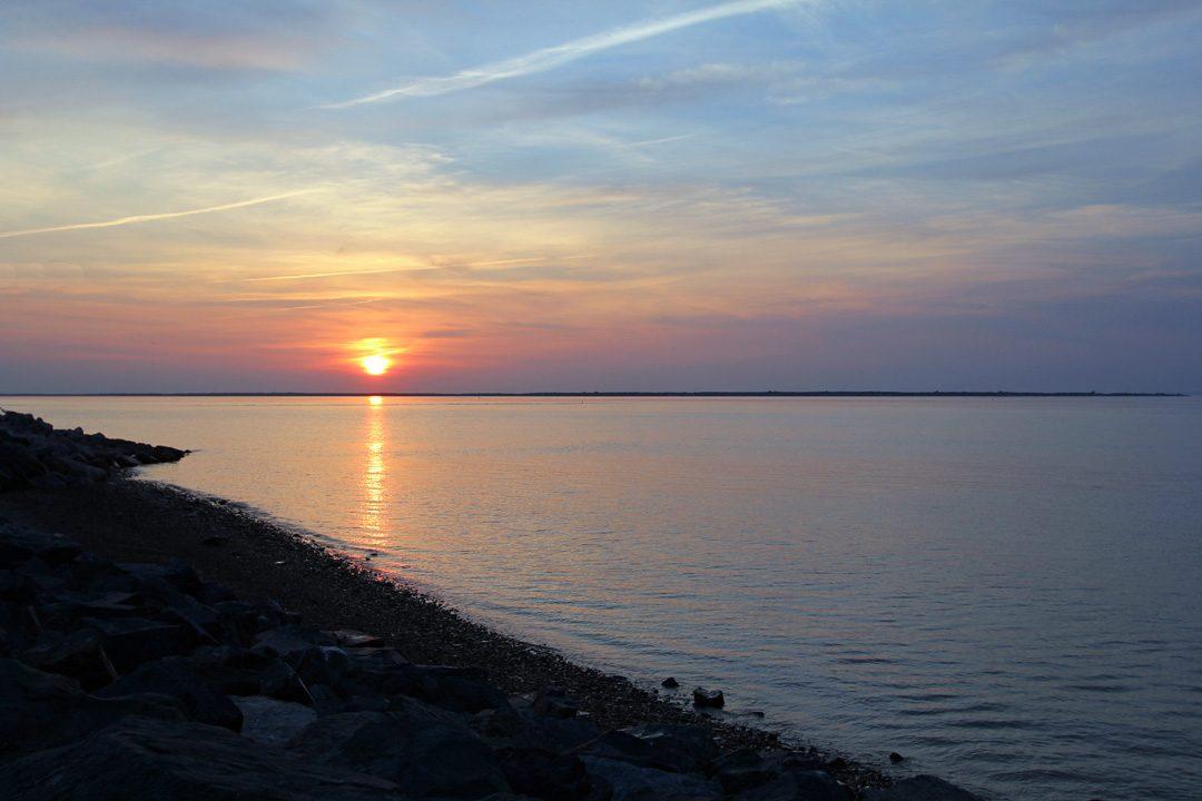 Road-trip au Nouveau Brunswick - Plage du littoral canadien
