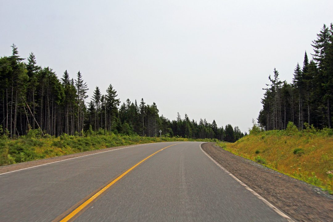 Road-trip au Canada - Nouveau Brunswick