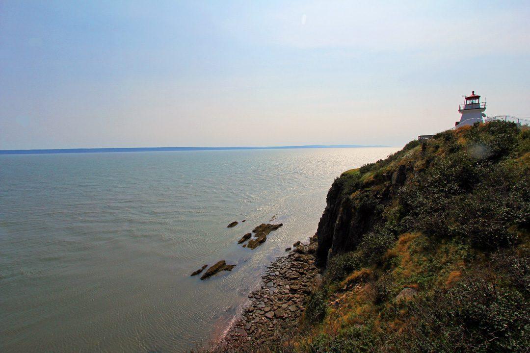 Phare du Cap Enragé au Canada