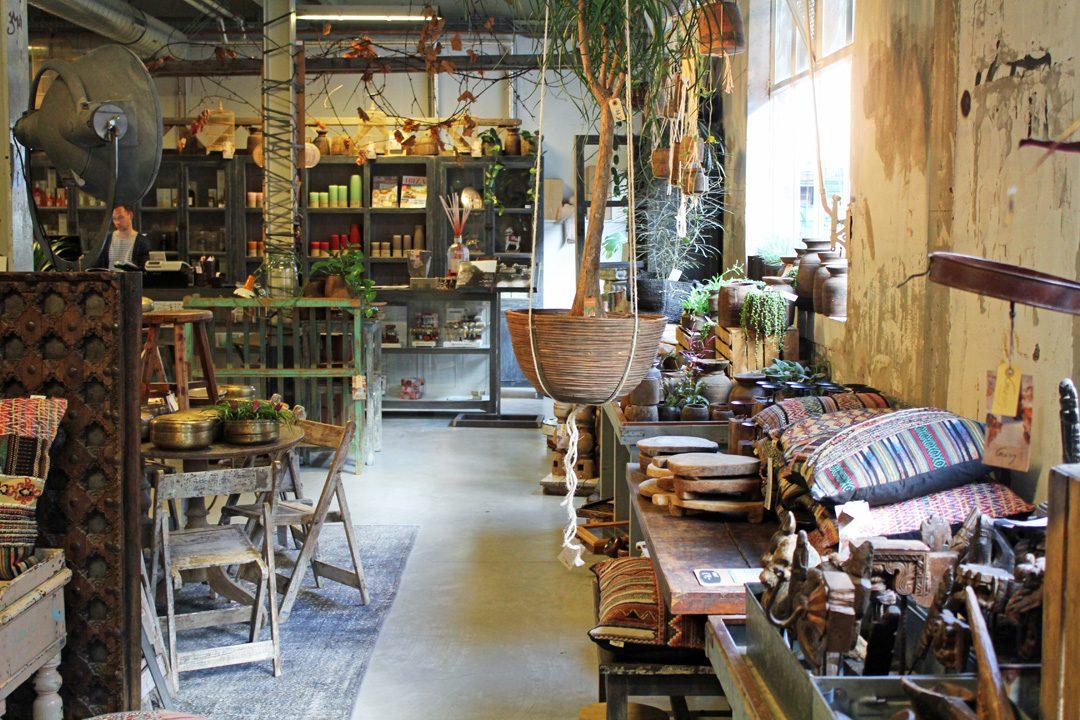 Boutique de décoration Gusj à Eindhoven