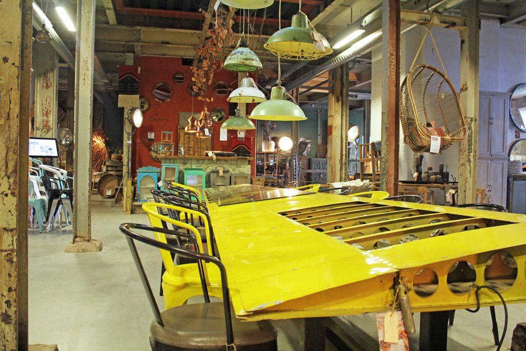Boutique Gusj au Strijp S à Eindhoven