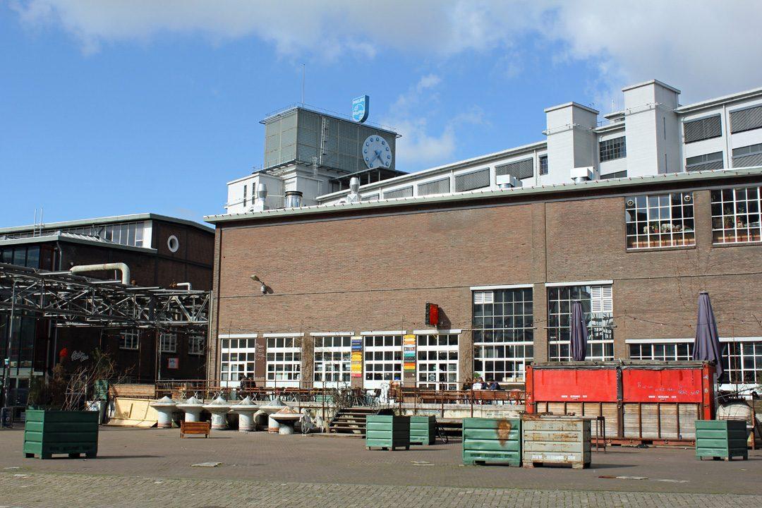 Ancienne usine Philips au Strijp S à Eindhoven