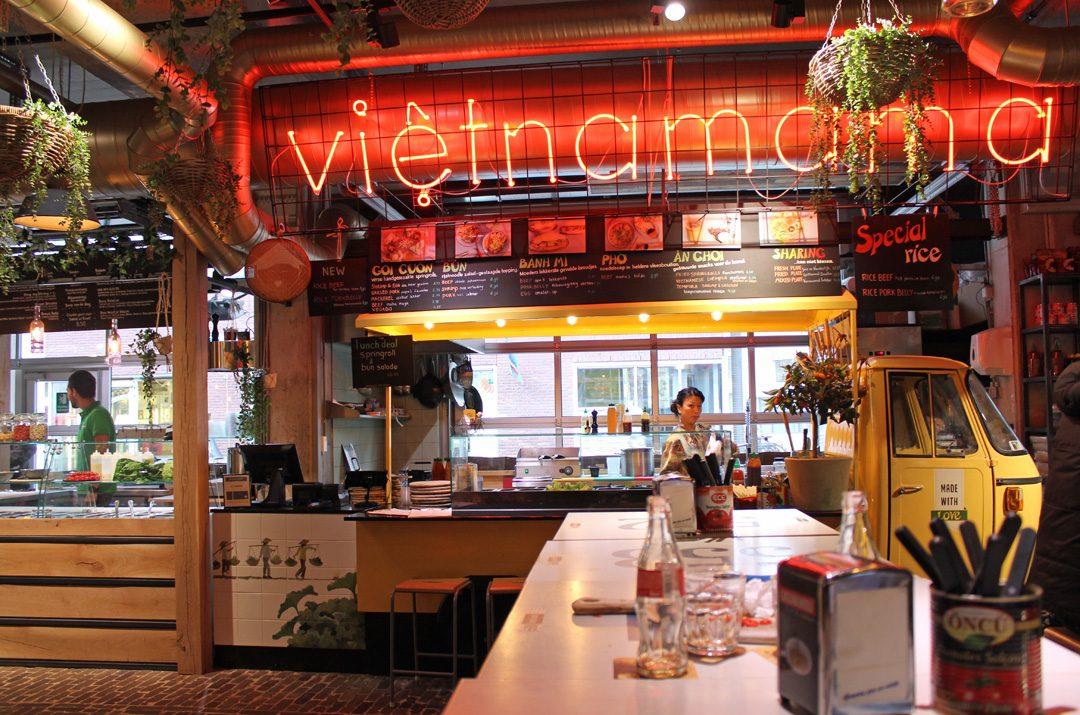 Downtown Gourmet Market à Eindhoven