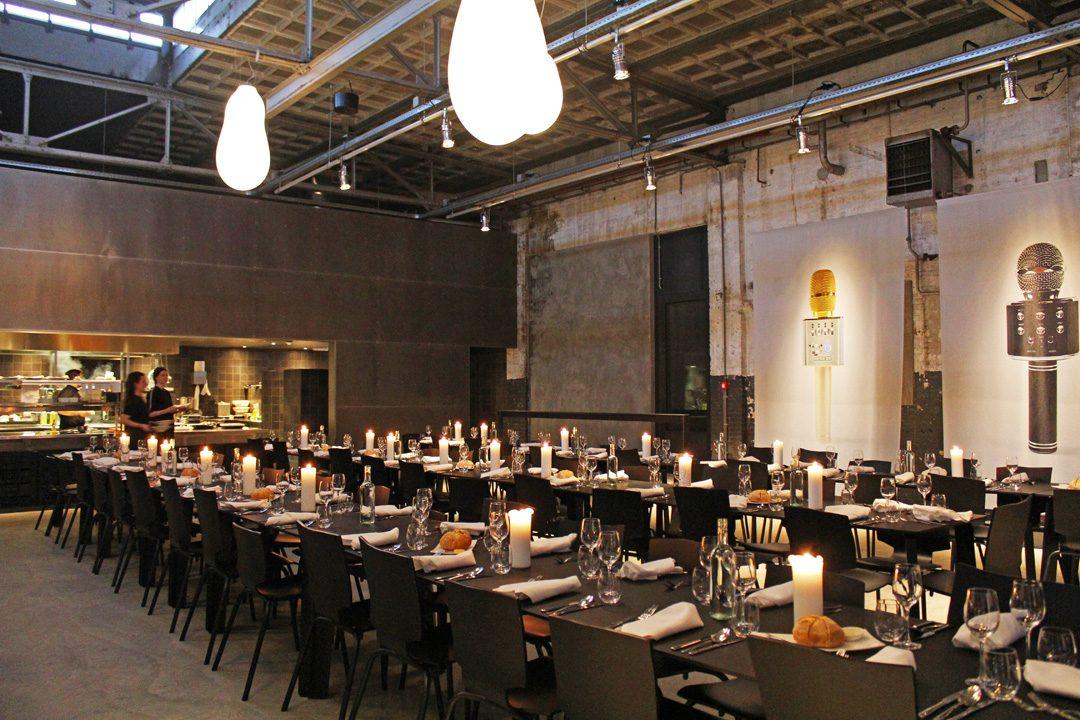 Restaurant Kazerne à Eindhoven