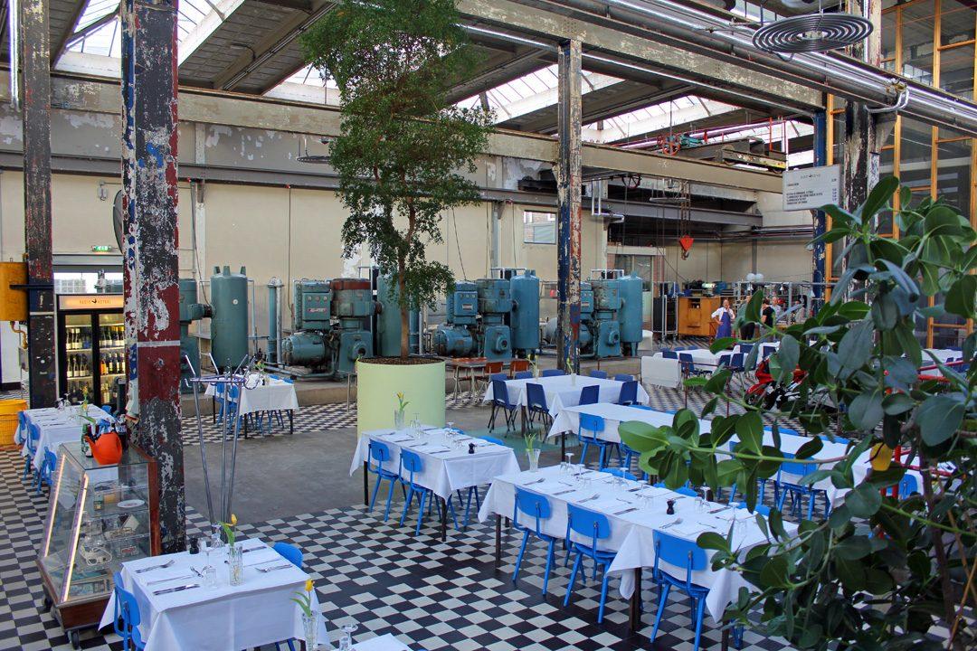 De Kookfabriek à Eindhoven