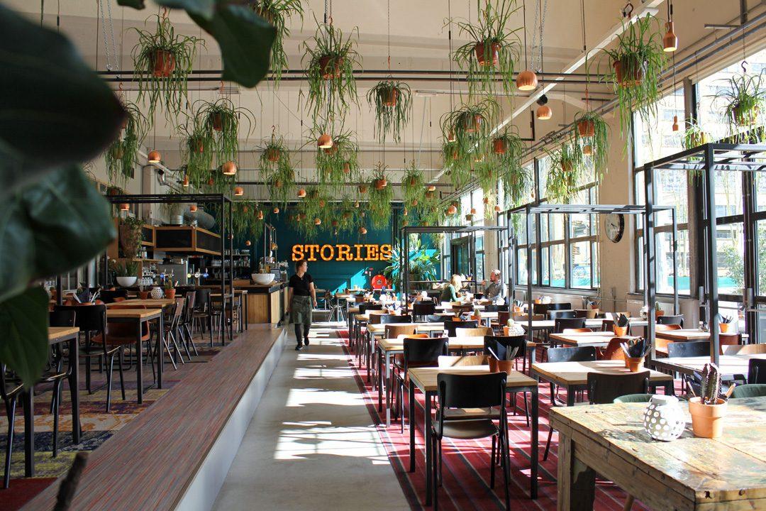 Café Stories à Eindhoven