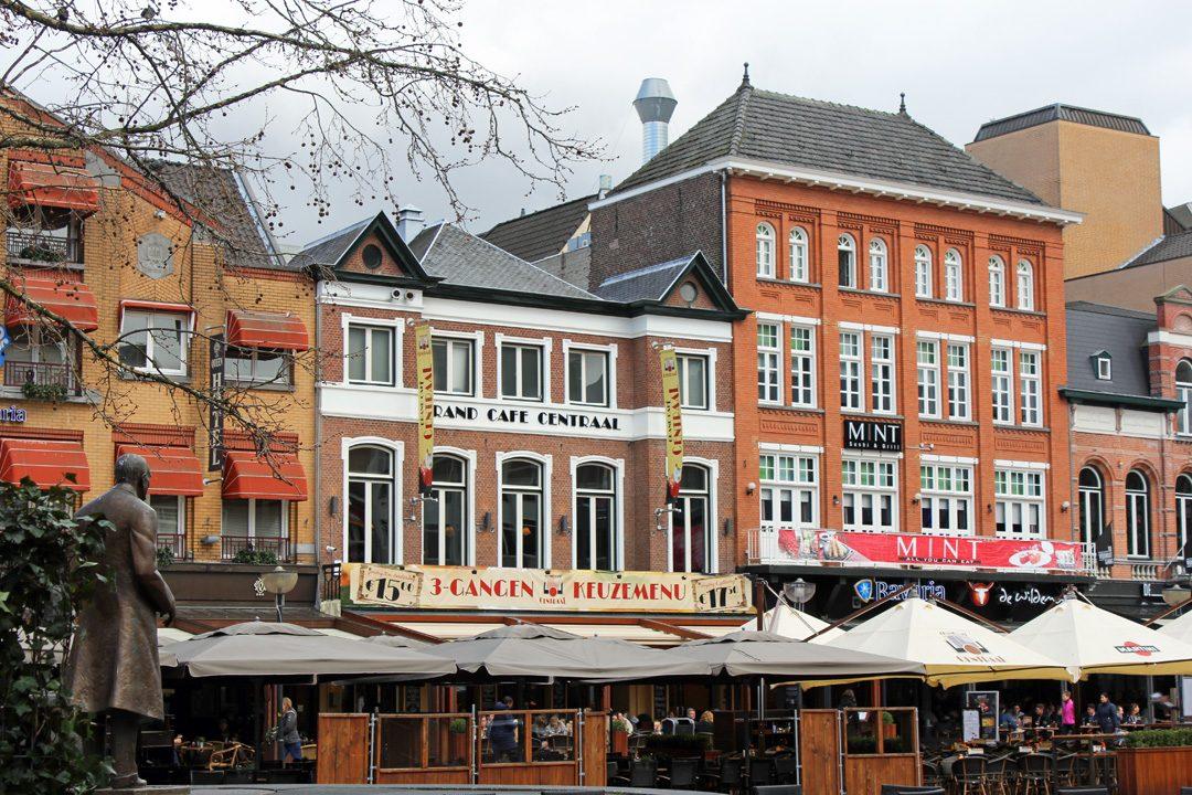 Visite d'Eindhoven en Hollande