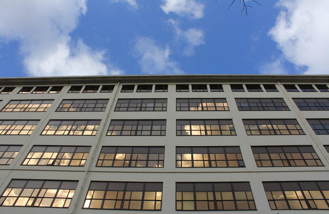 Ancienne usine Philips à Eindhoven