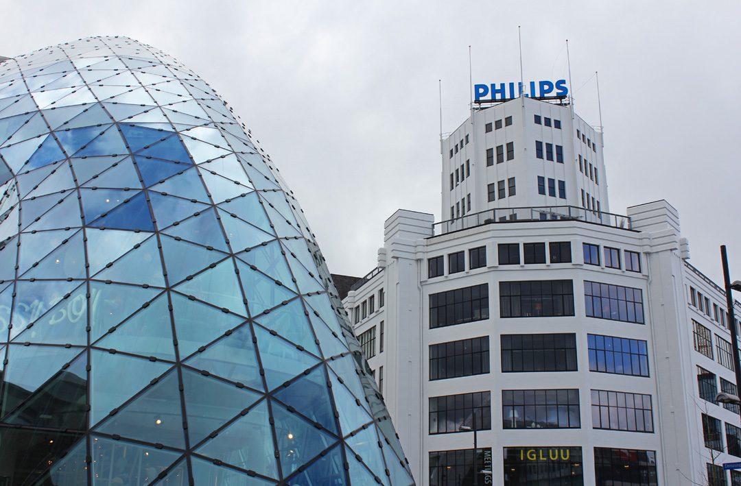 De Bolb et Philips à Eindhoven