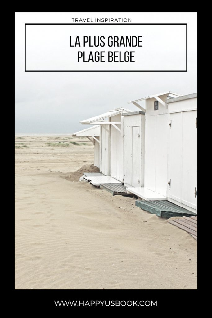 Un week-end sur la plus grande plage belge | www.happyusbook.com