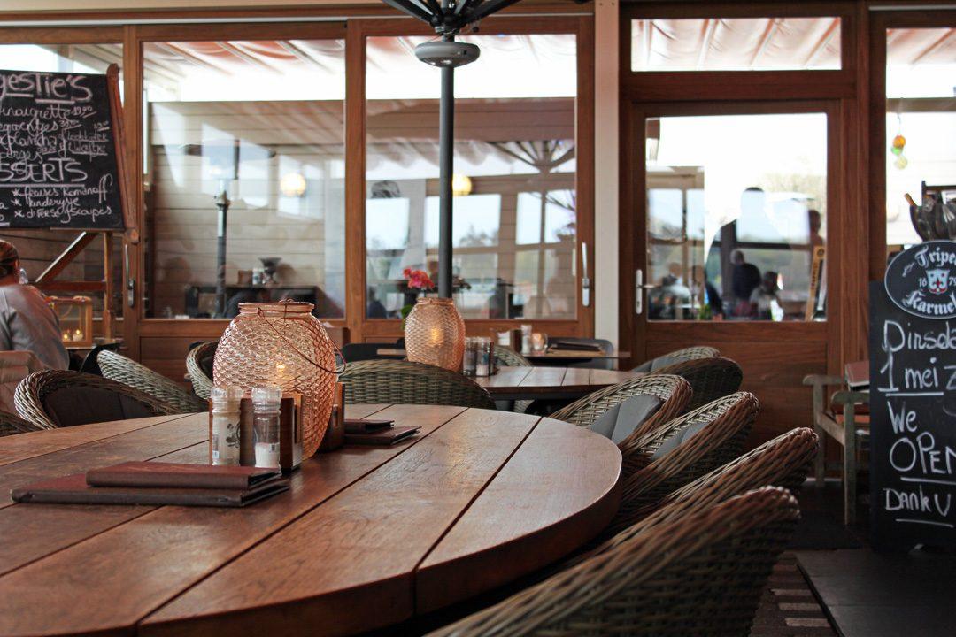 RestaurantT Werftje à Zeebruges