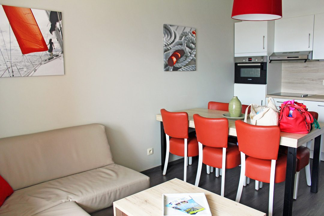 Holiday Suites de Zeebruges en Belgique