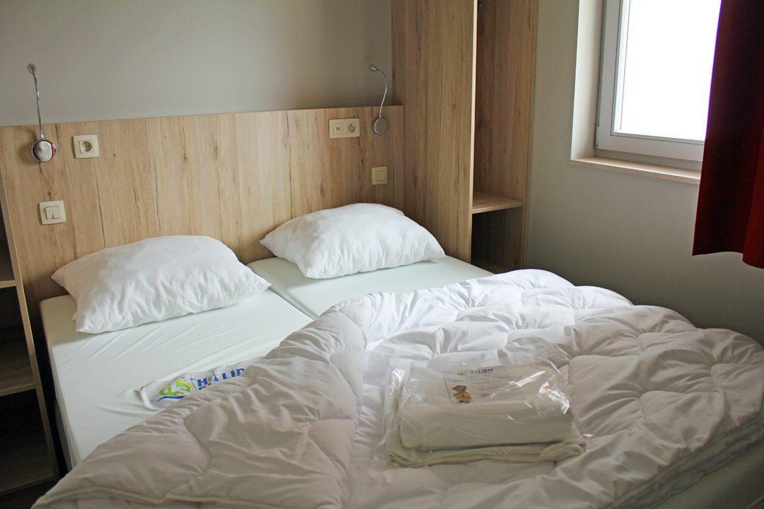 Hôtel Holiday Suites de Zeebruges en Belgique
