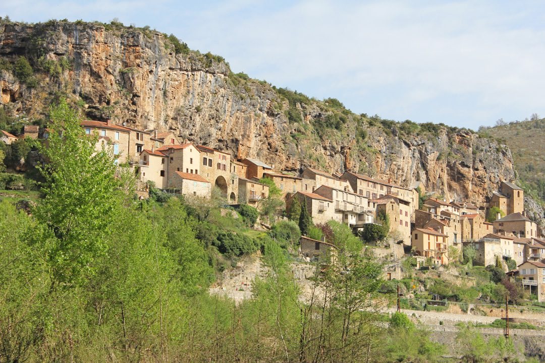 Peyre, l'un des plus beaux villages de France