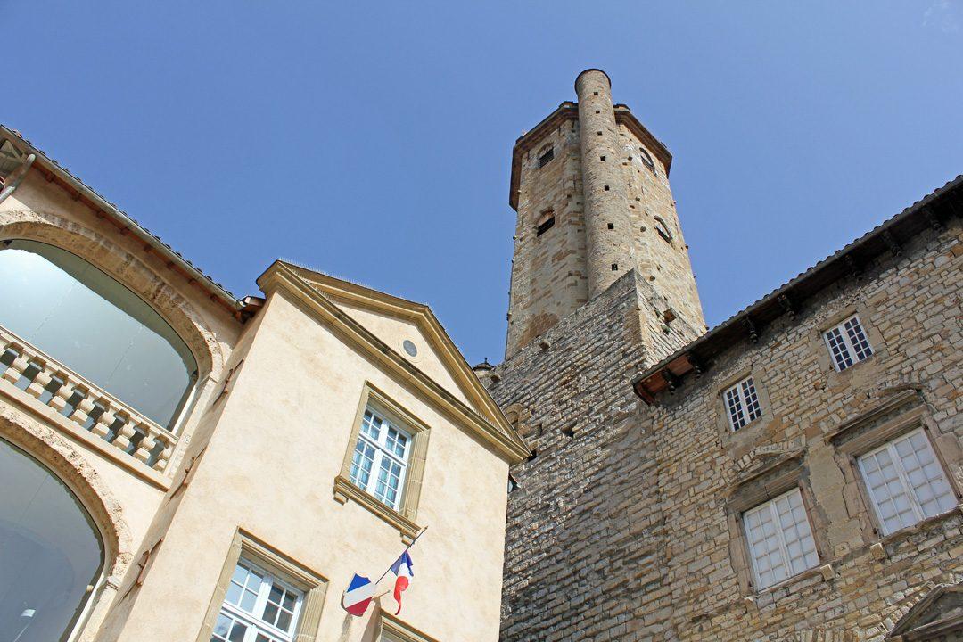 Patrimoine à Millau dans l'Aveyron