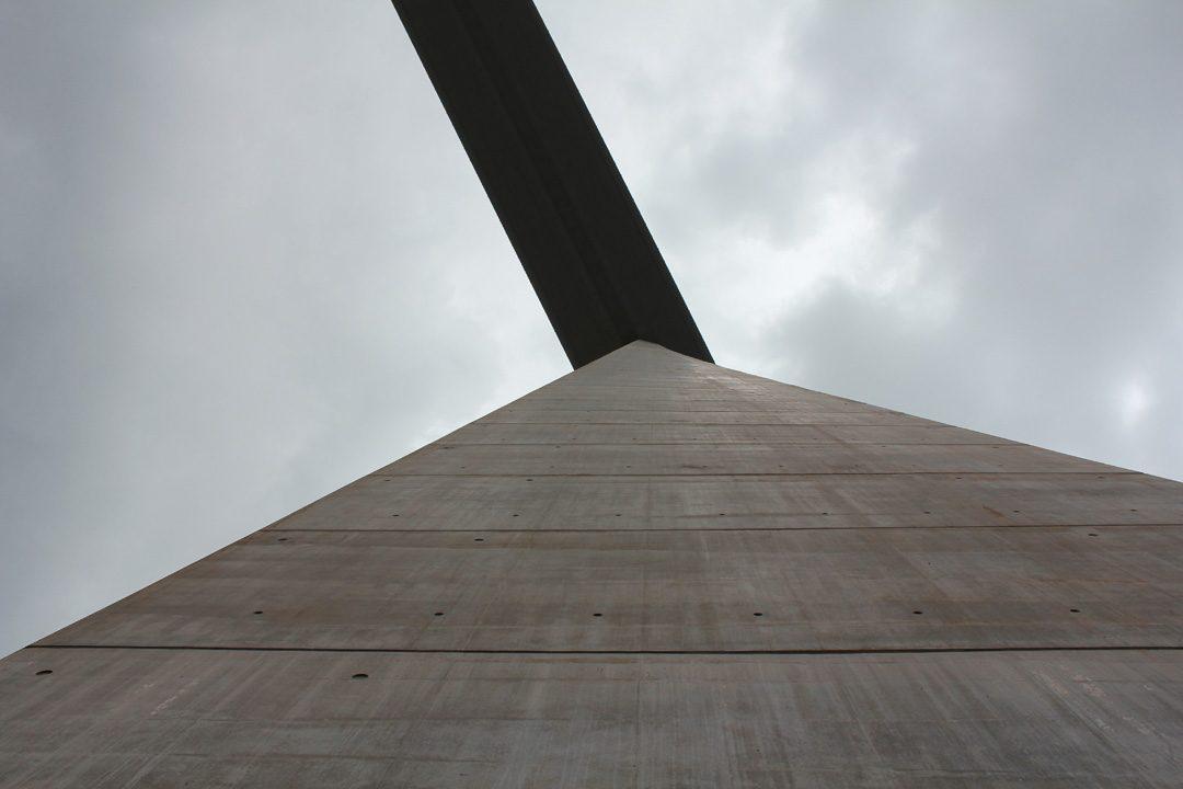 Pilier du viaduc de Millau