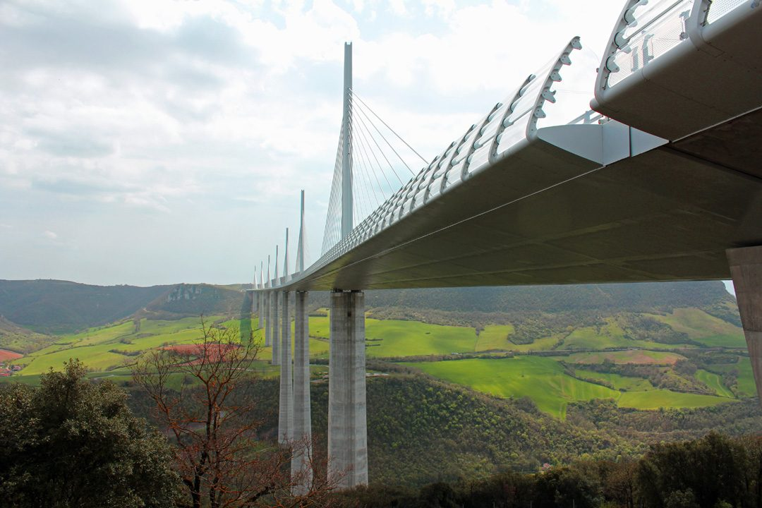 Visiter le Viaduc de Millau